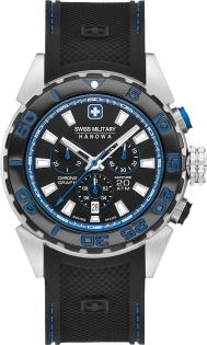 Hanowa Swiss Military Aqua Scuba Diver Chrono 06-4324.04.007.23