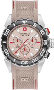 Hanowa Swiss Military Aqua Scuba Diver Chrono 06-4324.04.014