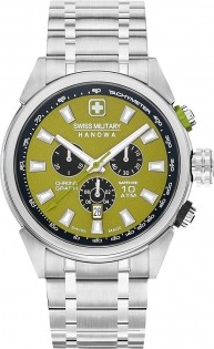 Hanowa Swiss Military Mission Platoon Chrono 06-5322.04.006