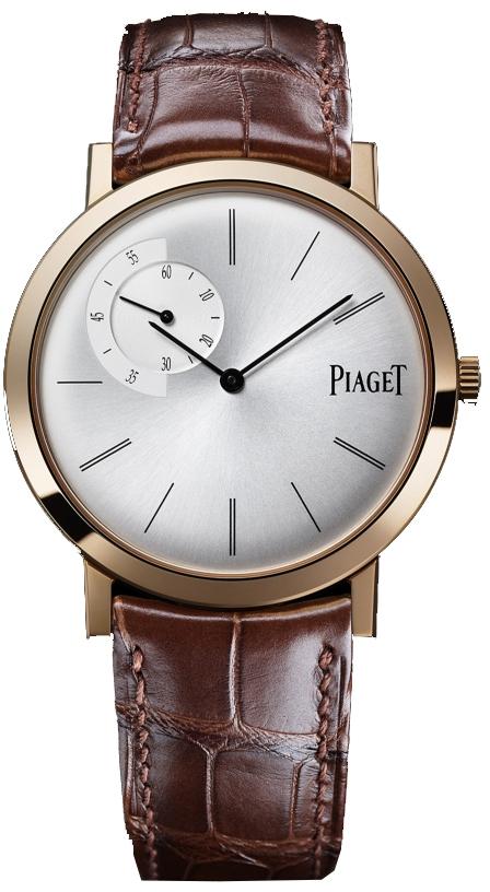 Piaget Altiplano G0A34113Наручные часы<br>Швейцарские часы Piaget Altiplano G0A34113<br><br>Пол: Мужские<br>Страна-производитель: Швейцария<br>Механизм: Механический<br>Материал корпуса: Золото 18К<br>Материал ремня/браслета: Кожа<br>Водозащита, диапазон: 20 - 100 м<br>Стекло: Сапфировое<br>Толщина корпуса: 7 мм<br>Стиль: Классика