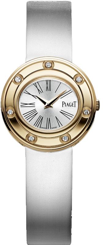 Piaget Possession G0A35086Наручные часы<br>Швейцарские часы Piaget Possession G0A35086<br><br>Пол: Женские<br>Страна-производитель: Швейцария<br>Механизм: Кварцевый<br>Материал корпуса: Золото 18К<br>Материал ремня/браслета: Текстиль<br>Водозащита, диапазон: 20 - 100 м<br>Стекло: Сапфировое<br>Толщина корпуса: 6 мм<br>Стиль: Мода