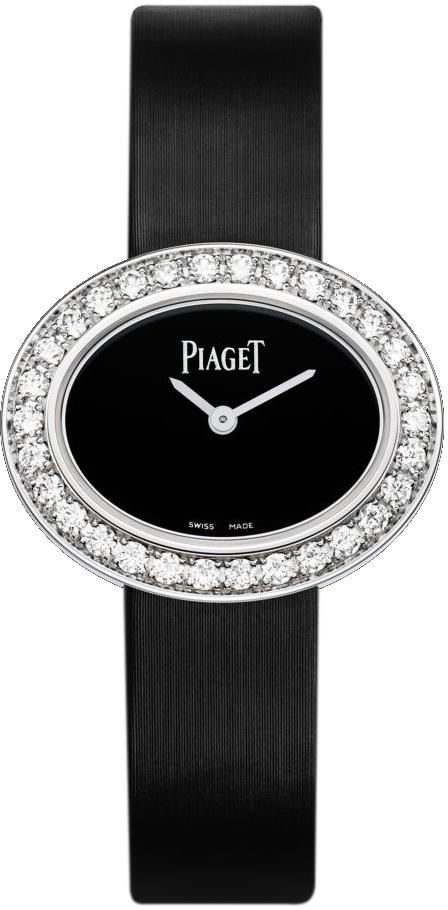 Piaget Limelight Diamonds G0A39202Наручные часы<br>Швейцарские часы Piaget Limelight Diamonds G0A39202<br><br>Пол: Женские<br>Страна-производитель: Швейцария<br>Механизм: Кварцевый<br>Материал корпуса: Белое золото 18К<br>Материал ремня/браслета: Текстиль<br>Водозащита, диапазон: 20 - 100 м<br>Стекло: Сапфировое<br>Толщина корпуса: None<br>Стиль: Мода
