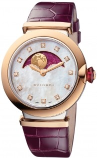 Bvlgari Lvcea Moonphase 102695