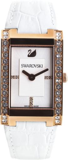 Swarovski Citra Square White Rose Gold Tone 1094370