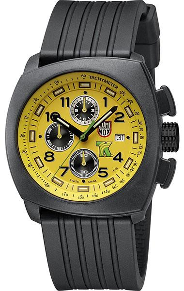 Купить Швейцарские часы Luminox Tony Kanaan PC Carbon Chronograph 1100 Series A.1105.S