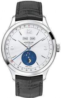 Montblanc Heritage Chronometrie Quantieme Complet Vasco da Gama 112539
