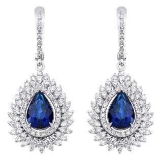 Серьги Mostar Jewellery 113-E