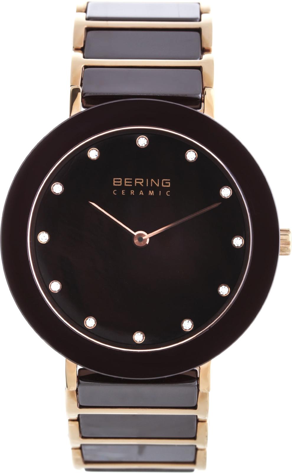 Bering Ceramic 11435-765Наручные часы<br>Датские часы Bering Ceramic 11435-765<br><br>Пол: Женские<br>Страна-производитель: Дания<br>Механизм: Кварцевый<br>Материал корпуса: Сталь<br>Материал ремня/браслета: Сталь<br>Водозащита, диапазон: 20 - 100 м<br>Стекло: Сапфировое<br>Толщина корпуса: None<br>Стиль: Классика