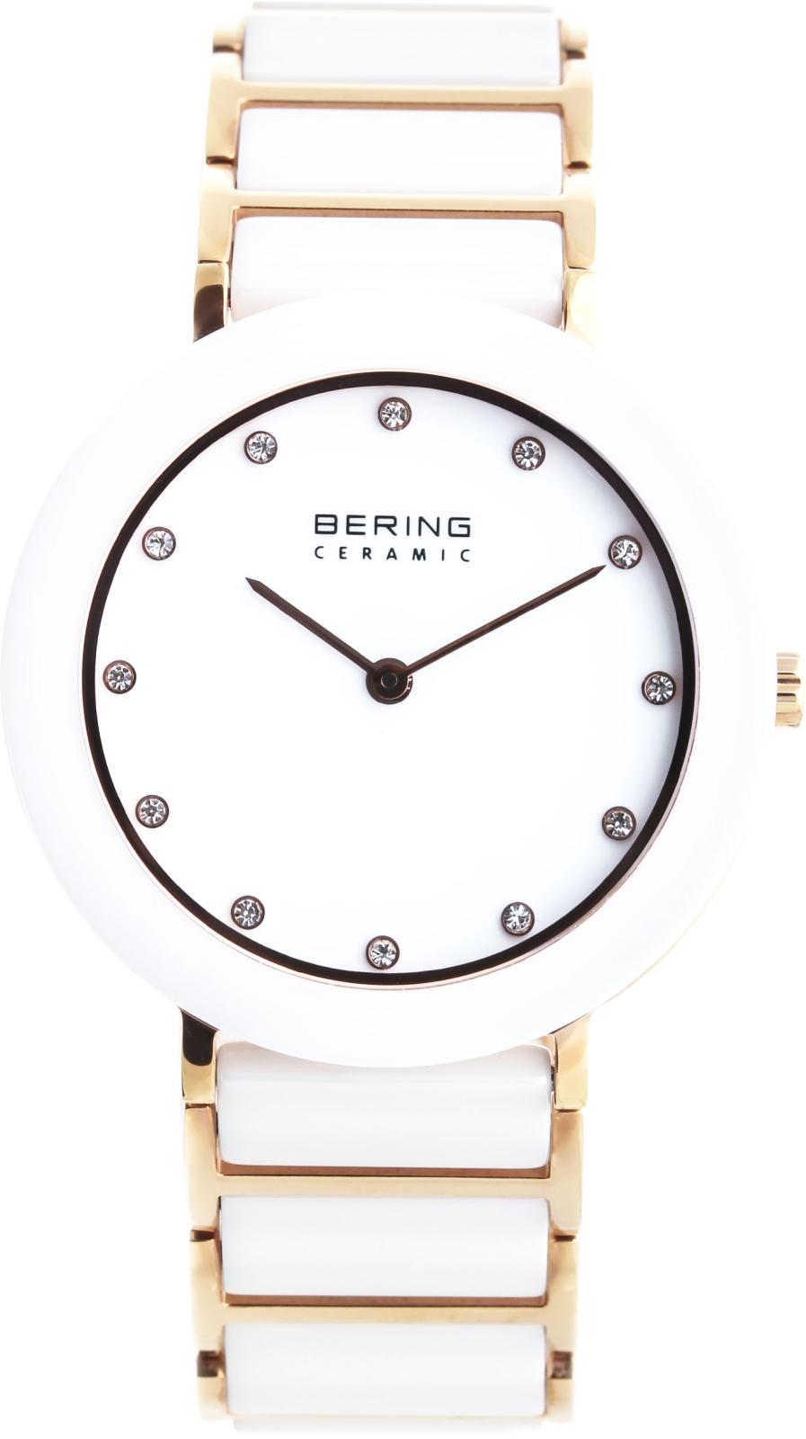 Bering Ceramic 11435-766Наручные часы<br>Датские часы Bering Ceramic 11435-766<br><br>Пол: Женские<br>Страна-производитель: Дания<br>Механизм: Кварцевый<br>Материал корпуса: Сталь<br>Материал ремня/браслета: Сталь<br>Водозащита, диапазон: 20 - 100 м<br>Стекло: Сапфировое<br>Толщина корпуса: None<br>Стиль: Классика