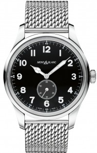 Montblanc 1858 Automatic Small Second 115074