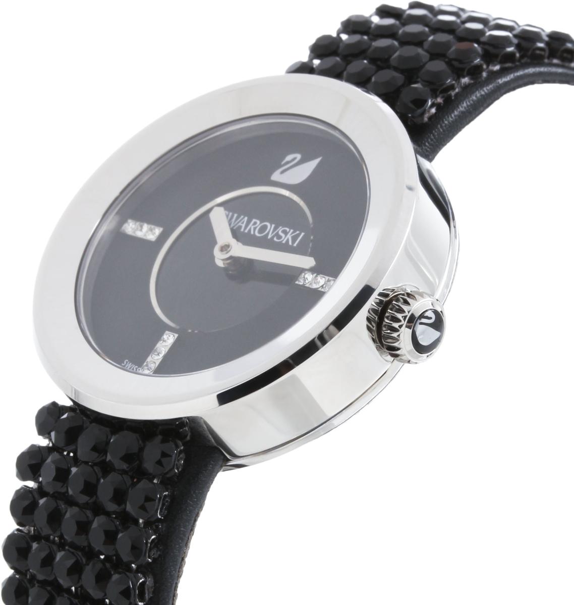 Часы с кристаллами swarovski «ожерелье».