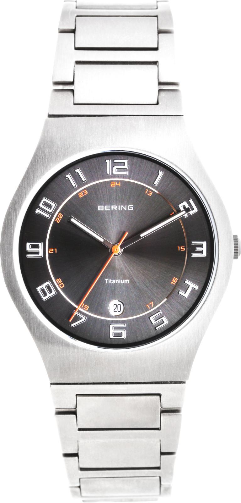 Bering Titanium 11937-707Наручные часы<br>Датские часы Bering Titanium 11937-707<br><br>Пол: Мужские<br>Страна-производитель: Дания<br>Механизм: Кварцевый<br>Материал корпуса: Титан<br>Материал ремня/браслета: Сталь<br>Водозащита, диапазон: 20 - 100 м<br>Стекло: Сапфировое<br>Толщина корпуса: None<br>Стиль: Классика