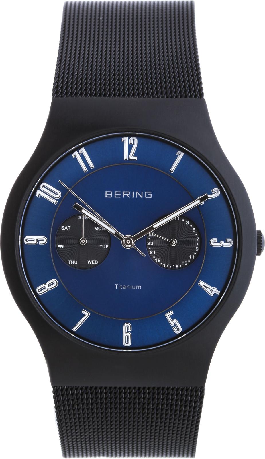 Bering Titanium 11939-078Наручные часы<br>Датские часы Bering Titanium 11939-078<br><br>Пол: Мужские<br>Страна-производитель: Дания<br>Механизм: Кварцевый<br>Материал корпуса: Титан<br>Материал ремня/браслета: Сталь<br>Водозащита, диапазон: 20 - 100 м<br>Стекло: Сапфировое<br>Толщина корпуса: None<br>Стиль: Классика
