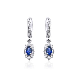 Серьги MOSTAR jewellery 123-E