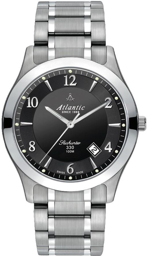 Atlantic Seahunter 71365.11.65Наручные часы<br>Швейцарские часы Atlantic Seahunter 71365.11.65<br><br>Пол: Мужские<br>Страна-производитель: Швейцария<br>Механизм: Кварцевый<br>Материал корпуса: Титан<br>Материал ремня/браслета: Титан<br>Водозащита, диапазон: 100 - 150 м<br>Стекло: Сапфировое<br>Толщина корпуса: 9 мм<br>Стиль: Классика