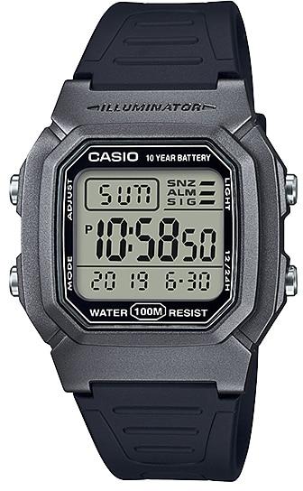 Купить Японские часы Casio Standard W-800HM-7AVEF