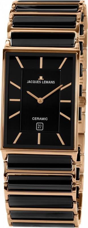 Jacques Lemans York 1-1592DНаручные часы<br>Австрийские часы Jacques Lemans York 1-1592D<br><br>Пол: Мужские<br>Страна-производитель: Австрия<br>Механизм: Кварцевый<br>Материал корпуса: Сталь + Керамика<br>Материал ремня/браслета: Сталь + Керамика<br>Водозащита, диапазон: None<br>Стекло: Сапфировое<br>Толщина корпуса: None<br>Стиль: None