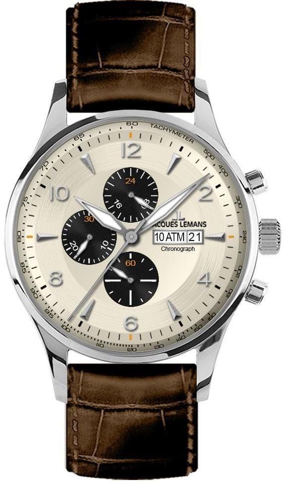 Купить Австрийские часы Jacques Lemans London 1-1844C