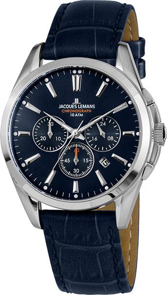 Купить Австрийские часы Jacques Lemans Derby 1-1945B