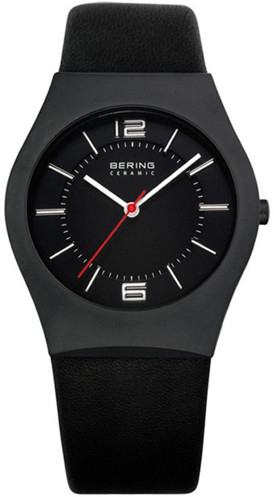 Bering Ceramic 32035-642Наручные часы<br>Датские часы Bering Ceramic&amp;nbsp; 32035-642<br><br>Пол: Мужские<br>Страна-производитель: Дания<br>Механизм: Кварцевый<br>Материал корпуса: Сталь<br>Материал ремня/браслета: Кожа<br>Водозащита, диапазон: 20 - 100 м<br>Стекло: Сапфировое<br>Толщина корпуса: None<br>Стиль: Классика