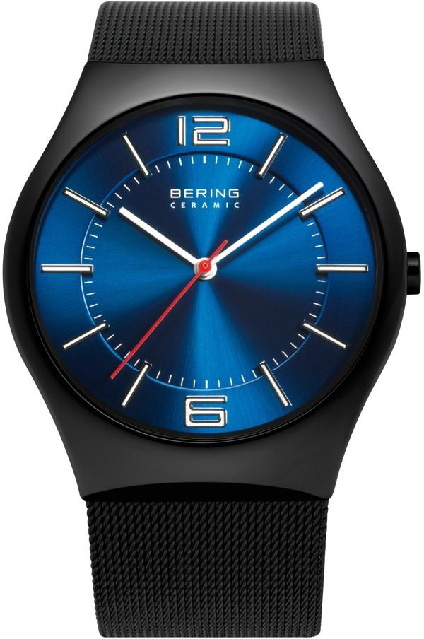 Bering Ceramic 32039-447Наручные часы<br>Датские часы Bering Ceramic&amp;nbsp; 32039-447<br><br>Пол: Мужские<br>Страна-производитель: Дания<br>Механизм: Кварцевый<br>Материал корпуса: Керамика<br>Материал ремня/браслета: Кожа<br>Водозащита, диапазон: 20 - 100 м<br>Стекло: Сапфировое<br>Толщина корпуса: None<br>Стиль: Классика