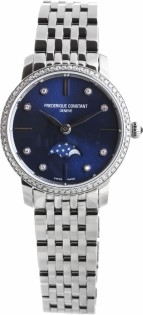 Frederique Constant Slim Line Moonphase FC-206ND1SD26B