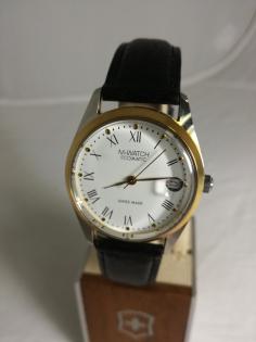 M-Watch Mondaine Ecomatic 7607