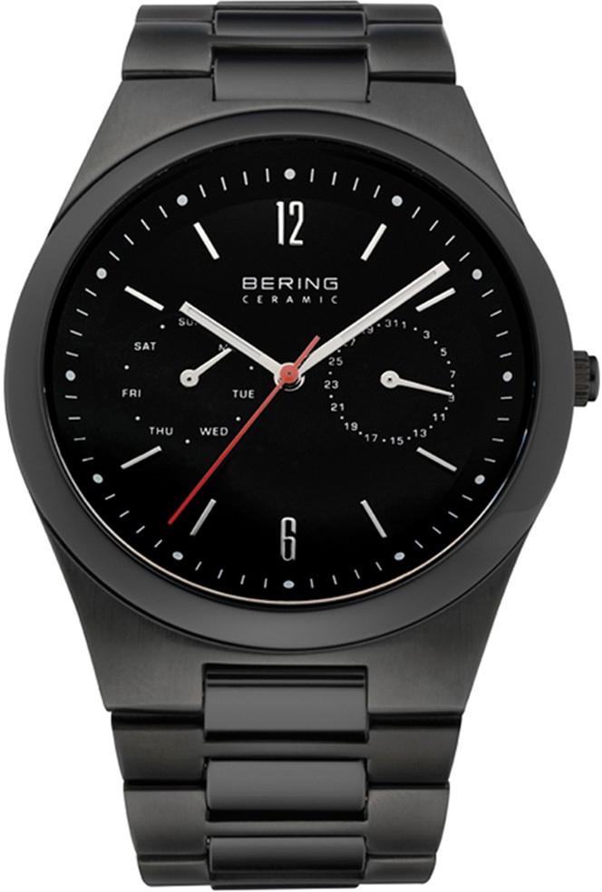 Bering Ceramic 32339-792Наручные часы<br>Датские часы Bering Ceramic&amp;nbsp; 32339-792<br><br>Пол: Мужские<br>Страна-производитель: Дания<br>Механизм: Кварцевый<br>Материал корпуса: Сталь+керамика<br>Материал ремня/браслета: Сталь+керамика<br>Водозащита, диапазон: 20 - 100 м<br>Стекло: Сапфировое<br>Толщина корпуса: None<br>Стиль: Классика