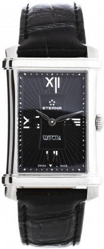 Eterna Contessa Two-Hands 2410.41.45.1223