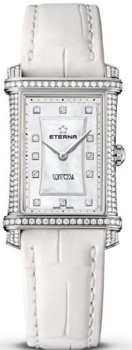 Eterna Contessa Two-Hands 2410.51.67.1224