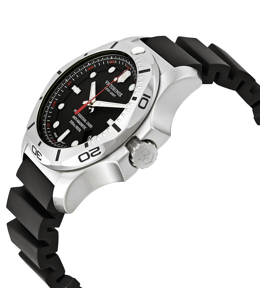 Victorinox I.N.O.X. 241733Наручные часы<br>Швейцарские часы Victorinox I.N.O.X. 241733<br><br>Для кого?: Мужские<br>Страна-производитель: Швейцария<br>Механизм: Кварцевый<br>Материал корпуса: Сталь<br>Материал ремня/браслета: Каучук<br>Водозащита, диапазон: None<br>Стекло: Сапфировое<br>Толщина корпуса: None<br>Стиль: None