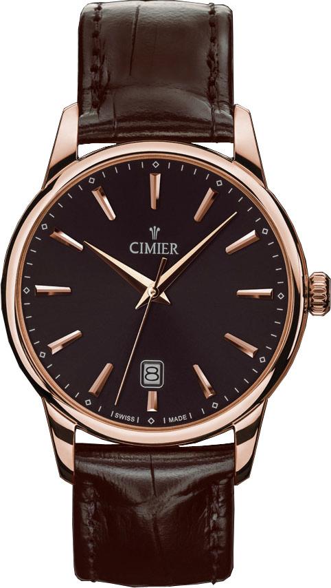 Купить Швейцарские часы Cimier Classic Gents 2419-PP021