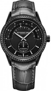 Raymond Weil Freelancer Black Diamond Lady 2778-BKS-20001