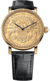 Corum Heritage Coin 293.645.56/0001MU51