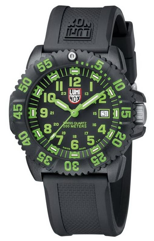 Купить Luminox Navy Seal Colormark 3050 Series XS.3067, Мужские, Швейцария