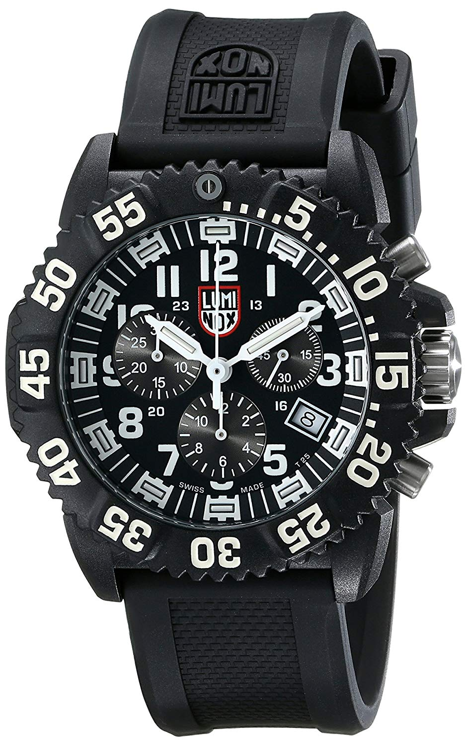 Купить Швейцарские часы Luminox Navy Seal Colormark Chronograph 3080 Series XS.3081