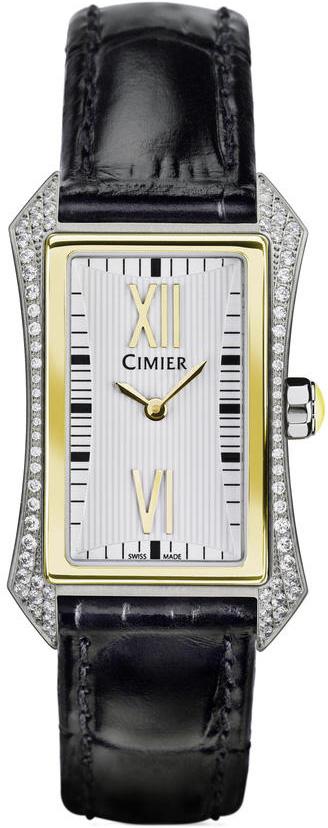 Купить Швейцарские часы Cimier Stella Zirconia 3104-SYZ11