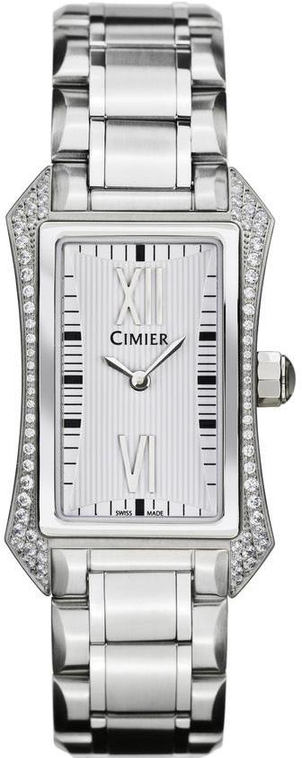 Купить Швейцарские часы Cimier Stella Zirconia 3104-SZ012