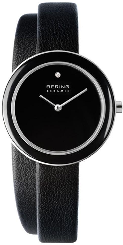 Bering Ceramic 33128-442Наручные часы<br>Датские часы Bering Ceramic&amp;nbsp; 33128-442<br><br>Пол: Женские<br>Страна-производитель: Дания<br>Механизм: Кварцевый<br>Материал корпуса: Сталь+керамика<br>Материал ремня/браслета: Кожа<br>Водозащита, диапазон: 20 - 100 м<br>Стекло: Сапфировое<br>Толщина корпуса: None<br>Стиль: Классика