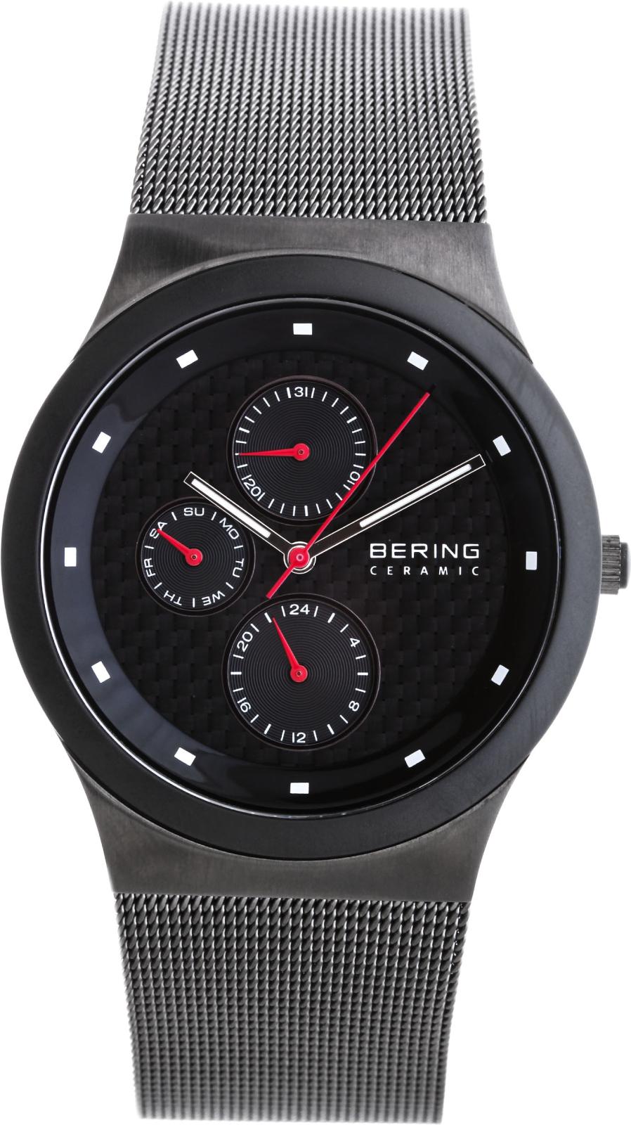 Bering Ceramic 32139-309Наручные часы<br>Датские часы Bering Ceramic 32139-309<br><br>Пол: Мужские<br>Страна-производитель: Дания<br>Механизм: Кварцевый<br>Материал корпуса: Сталь<br>Материал ремня/браслета: Сталь<br>Водозащита, диапазон: 20 - 100 м<br>Стекло: Сапфировое<br>Толщина корпуса: None<br>Стиль: Классика