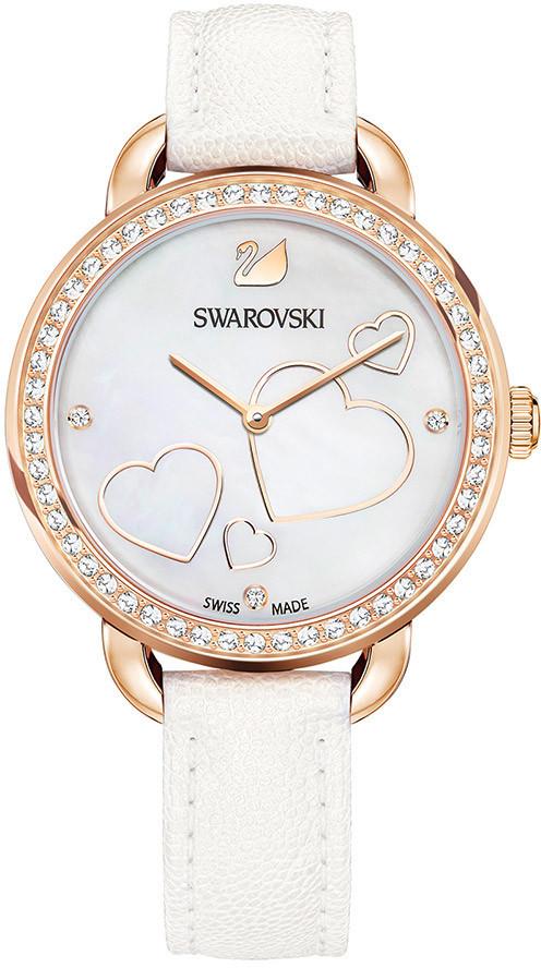 Купить Швейцарские часы Swarovski Aila Day Heart 5242514