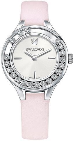Swarovski Lovely Crystals Mini 5261493Наручные часы<br>Швейцарские часы Swarovski Lovely Crystals Mini 5261493<br><br>Пол: Женские<br>Страна-производитель: Швейцария<br>Механизм: Кварцевый<br>Материал корпуса: Сталь<br>Материал ремня/браслета: Кожа<br>Водозащита, диапазон: None<br>Стекло: Минеральное<br>Толщина корпуса: None<br>Стиль: None