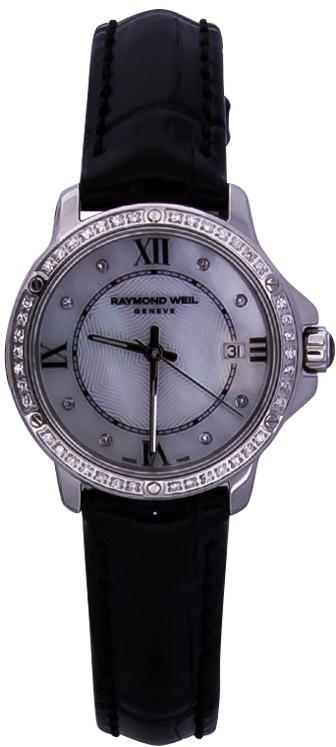Raymond Weil Tango 5391-LS1-00995Наручные часы<br>Швейцарские часы Raymond Weil Tango 5391-LS1-00995Данная модель — яркий представитель коллекции Tango. Это великолепные женские часы. Материал корпуса часов — сталь. В этих часах используется сапфировое стекло. Часы этой модели обладают водозащитой 50 м.<br><br>Пол: Женские<br>Страна-производитель: Швейцария<br>Механизм: Кварцевый<br>Материал корпуса: Сталь<br>Материал ремня/браслета: Сталь<br>Водозащита, диапазон: 20 - 100 м<br>Стекло: Сапфировое<br>Толщина корпуса: None<br>Стиль: None