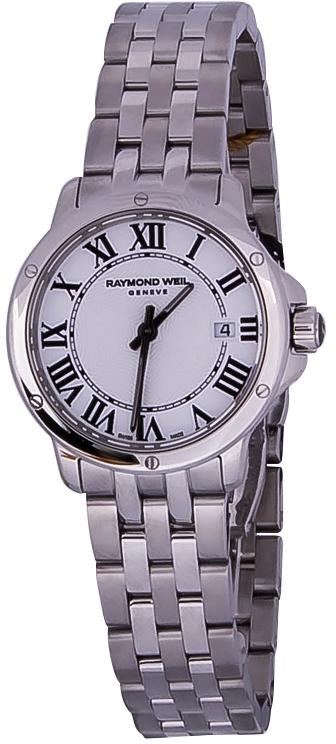 Raymond Weil Tango 5391-ST-00300Наручные часы<br>Швейцарские часы Raymond Weil Tango 5391-ST-00300Модель входит в коллекцию Tango. Это женские часы. Материал корпуса часов — сталь. В этой модели стоит сапфировое стекло. Часы этой модели обладают водозащитой 50 м.<br><br>Для кого?: Женские<br>Страна-производитель: Швейцария<br>Механизм: Кварцевый<br>Материал корпуса: Сталь<br>Материал ремня/браслета: Сталь<br>Водозащита, диапазон: 20 - 100 м<br>Стекло: Сапфировое<br>Толщина корпуса: None<br>Стиль: None
