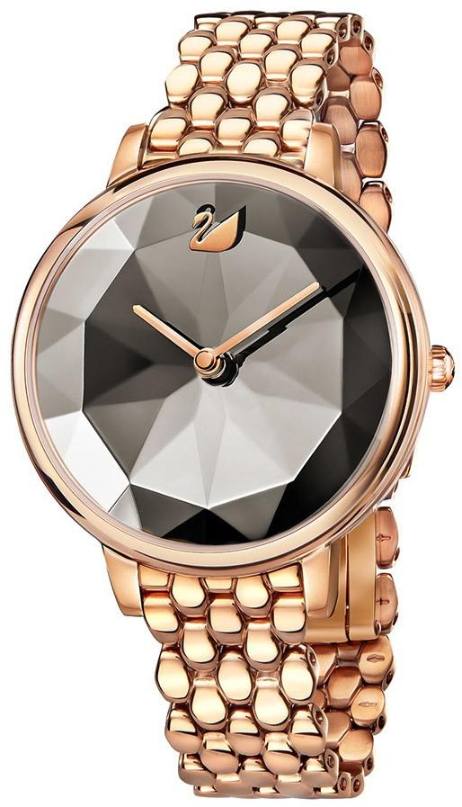 Часы swarovski выпускают в множестве дизайнерских решений, особенность бренда — соединение пары цветовых гамм.