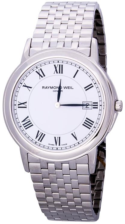 Raymond Weil Tango 5466-ST-00300Наручные часы<br>Швейцарские часы Raymond Weil Tango 5466-ST-00300Модель входит в коллекцию Tango. Это настоящие мужские часы. Материал корпуса часов — сталь. Стекло - сапфировое. Водозащита - 50 м. Основной цвет циферблата белый. Диаметр корпуса 39мм.<br><br>Пол: Мужские<br>Страна-производитель: Швейцария<br>Механизм: Кварцевый<br>Материал корпуса: Сталь<br>Материал ремня/браслета: Сталь<br>Водозащита, диапазон: 20 - 100 м<br>Стекло: Сапфировое<br>Толщина корпуса: None<br>Стиль: Классика