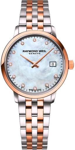 Raymond Weil Toccata Ladies Classic 5985-SP5-97081