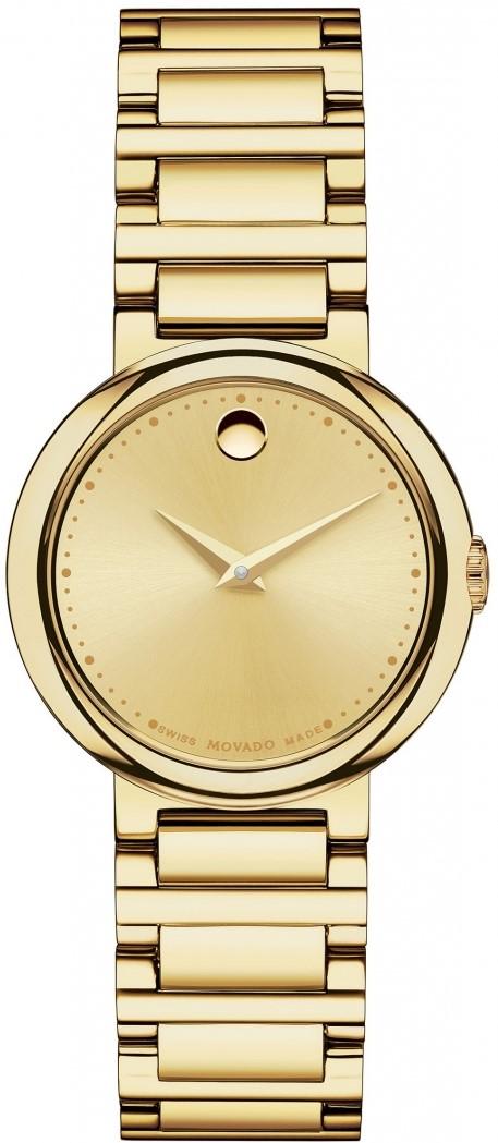 Movado Concerto 0606704Наручные часы<br>Швейцарские часы Movado Concerto 0606704<br><br>Пол: Женские<br>Страна-производитель: Швейцария<br>Механизм: Кварцевый<br>Материал корпуса: Сталь<br>Материал ремня/браслета: Сталь<br>Водозащита, диапазон: 20 - 100 м<br>Стекло: Сапфировое<br>Толщина корпуса: None<br>Стиль: Классика