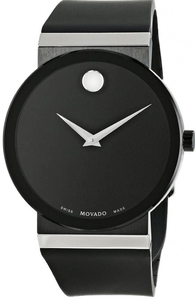 Movado Sapphire 0606780Наручные часы<br>Швейцарские часы Movado Sapphire 0606780<br><br>Пол: Мужские<br>Страна-производитель: Швейцария<br>Механизм: Кварцевый<br>Материал корпуса: Сталь<br>Материал ремня/браслета: Каучук<br>Водозащита, диапазон: 20 - 100 м<br>Стекло: Сапфировое<br>Толщина корпуса: None<br>Стиль: Классика