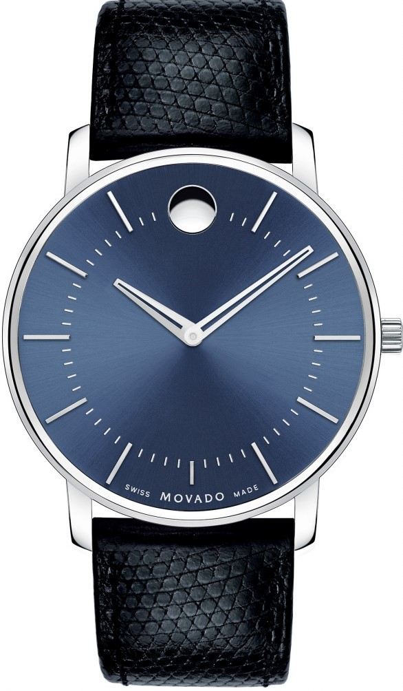 Movado Tc 0606846Наручные часы<br>Швейцарские часы Movado Tc 0606846<br><br>Пол: Мужские<br>Страна-производитель: Швейцария<br>Механизм: Кварцевый<br>Материал корпуса: Сталь<br>Материал ремня/браслета: Кожа<br>Водозащита, диапазон: 20 - 100 м<br>Стекло: Сапфировое<br>Толщина корпуса: None<br>Стиль: Классика